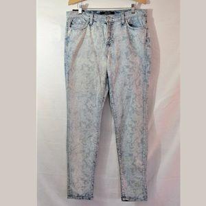 J.Brand Skinny Leg Mid Rise Jeans Size 31